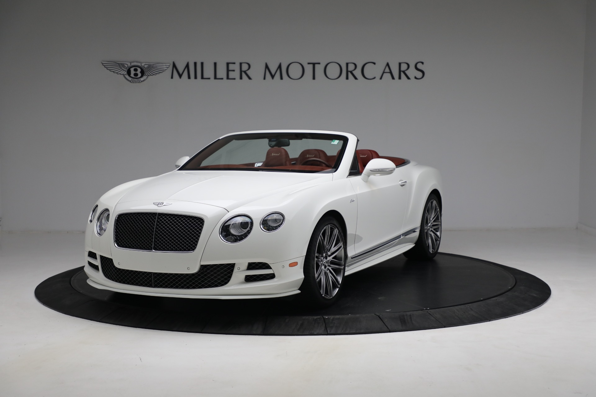 Used 2015 Bentley Continental GT Speed for sale $145,900 at Maserati of Greenwich in Greenwich CT 06830 1