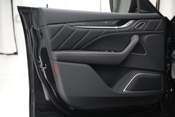 New 2021 Maserati Levante S GranSport for sale $105,849 at Maserati of Greenwich in Greenwich CT 06830 13