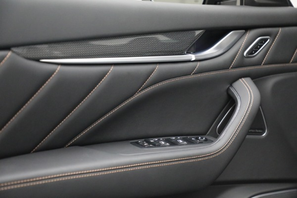 New 2021 Maserati Levante S GranSport for sale $105,849 at Maserati of Greenwich in Greenwich CT 06830 14