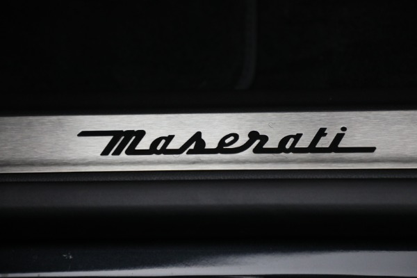 New 2021 Maserati Levante S GranSport for sale $105,849 at Maserati of Greenwich in Greenwich CT 06830 16
