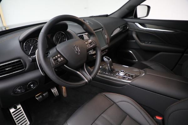 New 2021 Maserati Levante S GranSport for sale $105,849 at Maserati of Greenwich in Greenwich CT 06830 17