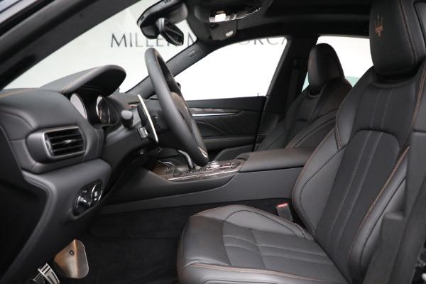 New 2021 Maserati Levante S GranSport for sale $105,849 at Maserati of Greenwich in Greenwich CT 06830 18