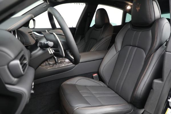 New 2021 Maserati Levante S GranSport for sale $105,849 at Maserati of Greenwich in Greenwich CT 06830 19