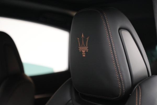 New 2021 Maserati Levante S GranSport for sale $105,849 at Maserati of Greenwich in Greenwich CT 06830 20