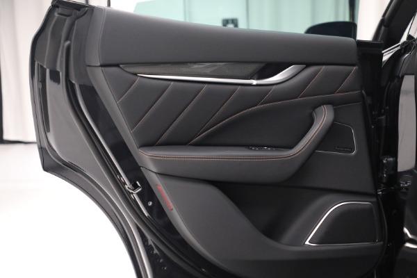 New 2021 Maserati Levante S GranSport for sale $105,849 at Maserati of Greenwich in Greenwich CT 06830 25