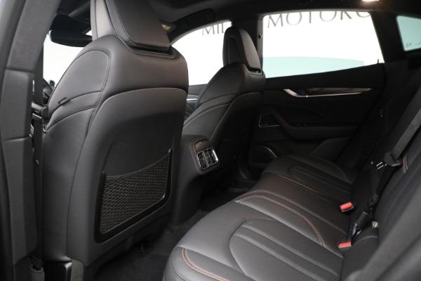New 2021 Maserati Levante S GranSport for sale $105,849 at Maserati of Greenwich in Greenwich CT 06830 26
