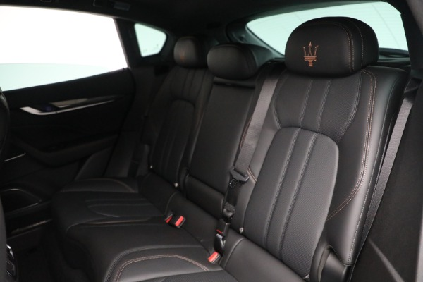 New 2021 Maserati Levante S GranSport for sale $105,849 at Maserati of Greenwich in Greenwich CT 06830 28