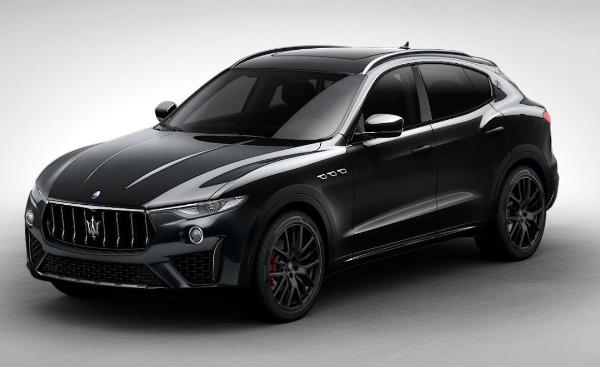 New 2021 Maserati Levante for sale $87,625 at Maserati of Greenwich in Greenwich CT 06830 1