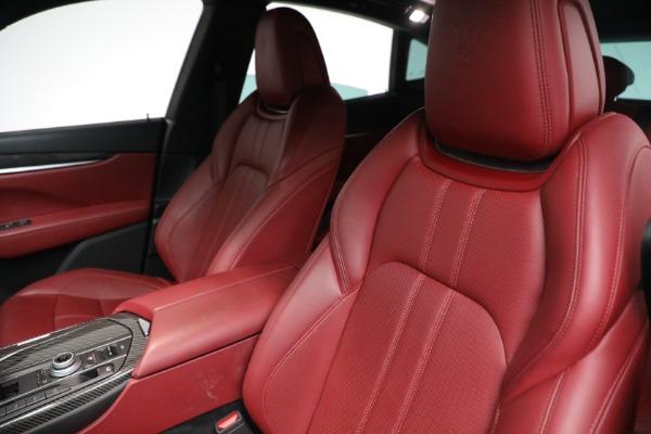Used 2018 Maserati Levante GranSport for sale $59,900 at Maserati of Greenwich in Greenwich CT 06830 10