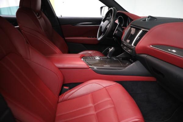 Used 2018 Maserati Levante GranSport for sale $59,900 at Maserati of Greenwich in Greenwich CT 06830 13