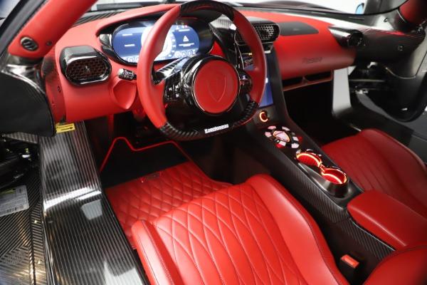 Used 2019 Koenigsegg Regera for sale Call for price at Maserati of Greenwich in Greenwich CT 06830 15