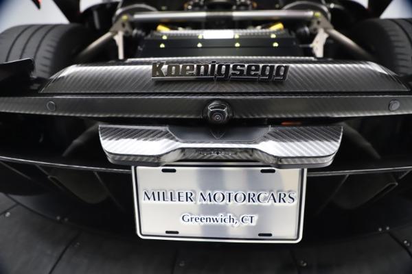 Used 2019 Koenigsegg Regera for sale Call for price at Maserati of Greenwich in Greenwich CT 06830 23