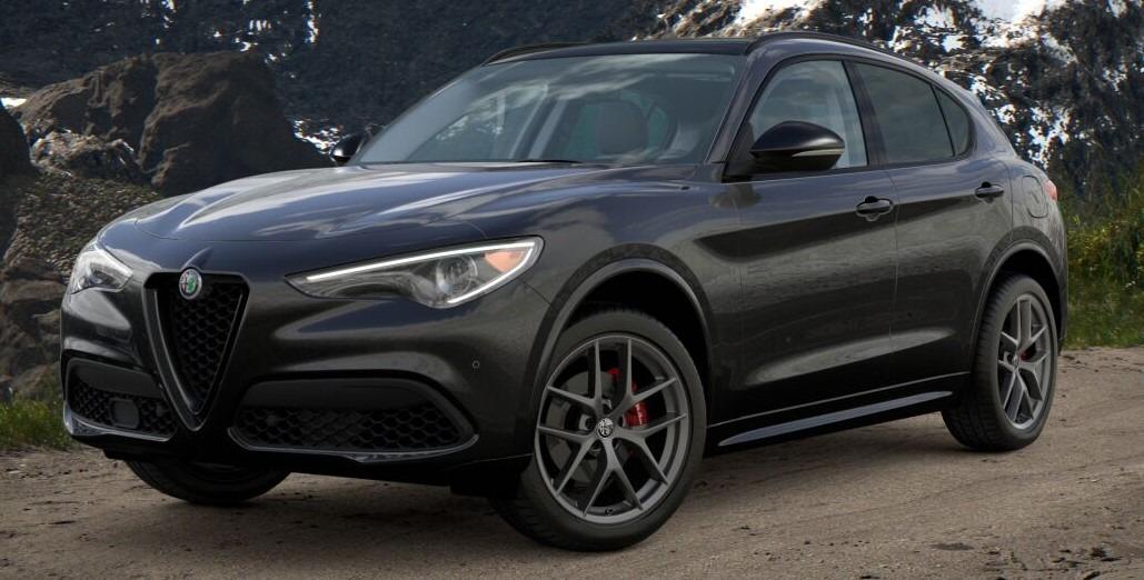 New 2021 Alfa Romeo Stelvio Ti for sale Sold at Maserati of Greenwich in Greenwich CT 06830 1