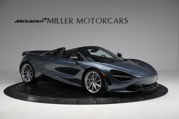 Used 2020 McLaren 720S Spider for sale $334,900 at Maserati of Greenwich in Greenwich CT 06830 10