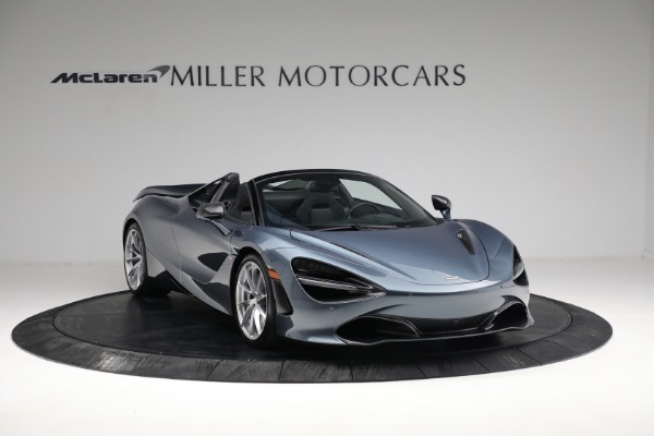 Used 2020 McLaren 720S Spider for sale $334,900 at Maserati of Greenwich in Greenwich CT 06830 11