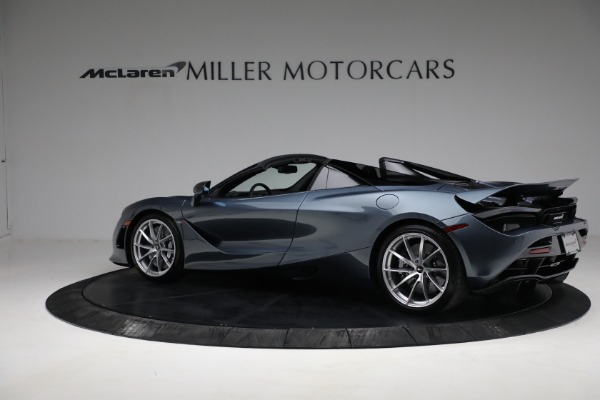 Used 2020 McLaren 720S Spider for sale $334,900 at Maserati of Greenwich in Greenwich CT 06830 4