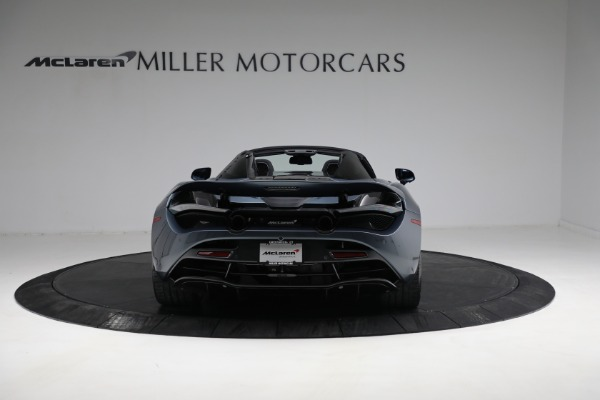 Used 2020 McLaren 720S Spider for sale $334,900 at Maserati of Greenwich in Greenwich CT 06830 6