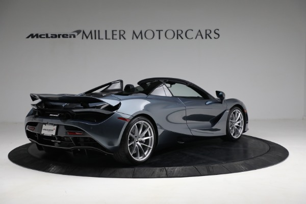 Used 2020 McLaren 720S Spider for sale $334,900 at Maserati of Greenwich in Greenwich CT 06830 7