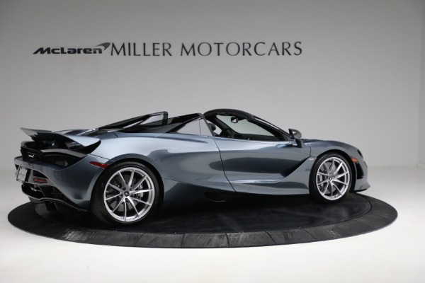 Used 2020 McLaren 720S Spider for sale $334,900 at Maserati of Greenwich in Greenwich CT 06830 8