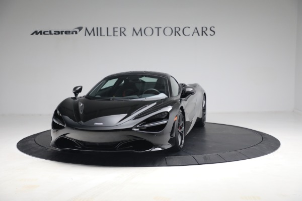 New 2021 McLaren 720S Performance for sale $344,500 at Maserati of Greenwich in Greenwich CT 06830 14