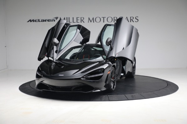 New 2021 McLaren 720S Performance for sale $344,500 at Maserati of Greenwich in Greenwich CT 06830 15