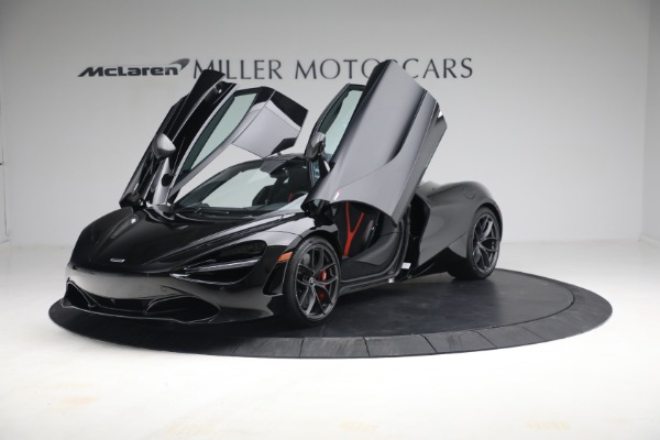 New 2021 McLaren 720S Performance for sale $344,500 at Maserati of Greenwich in Greenwich CT 06830 16
