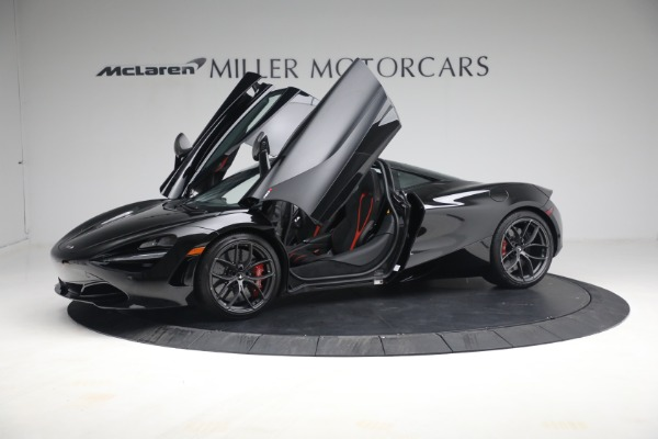 New 2021 McLaren 720S Performance for sale $344,500 at Maserati of Greenwich in Greenwich CT 06830 17