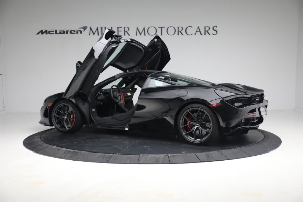 New 2021 McLaren 720S Performance for sale $344,500 at Maserati of Greenwich in Greenwich CT 06830 19