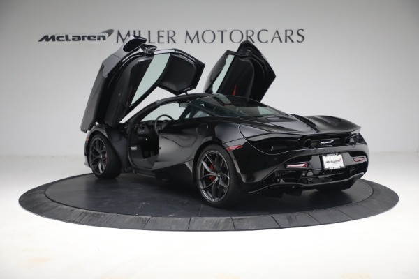 New 2021 McLaren 720S Performance for sale $344,500 at Maserati of Greenwich in Greenwich CT 06830 20