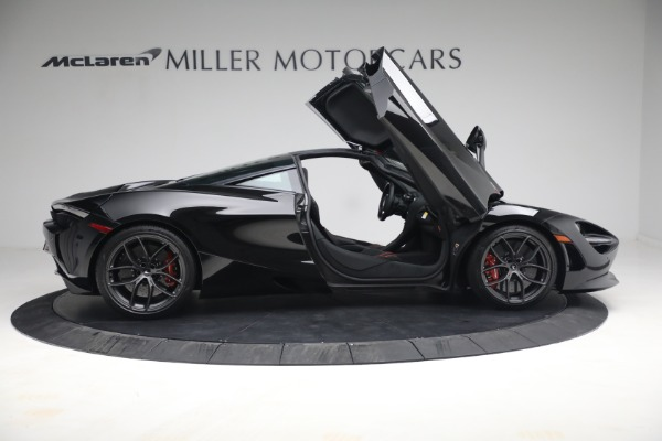 New 2021 McLaren 720S Performance for sale $344,500 at Maserati of Greenwich in Greenwich CT 06830 24