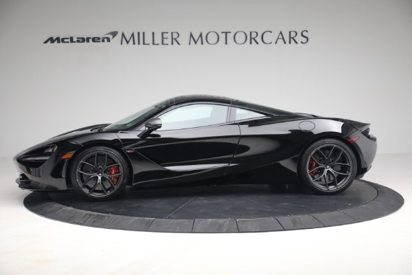 New 2021 McLaren 720S Performance for sale $344,500 at Maserati of Greenwich in Greenwich CT 06830 3