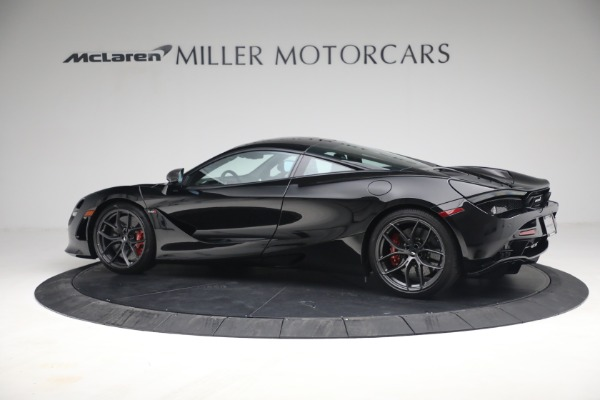 New 2021 McLaren 720S Performance for sale $344,500 at Maserati of Greenwich in Greenwich CT 06830 4