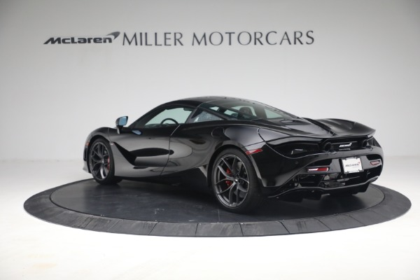 New 2021 McLaren 720S Performance for sale $344,500 at Maserati of Greenwich in Greenwich CT 06830 5