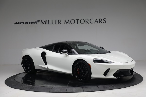 New 2021 McLaren GT Luxe for sale $217,205 at Maserati of Greenwich in Greenwich CT 06830 10