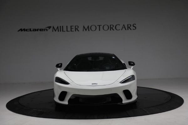 New 2021 McLaren GT Luxe for sale $217,205 at Maserati of Greenwich in Greenwich CT 06830 12