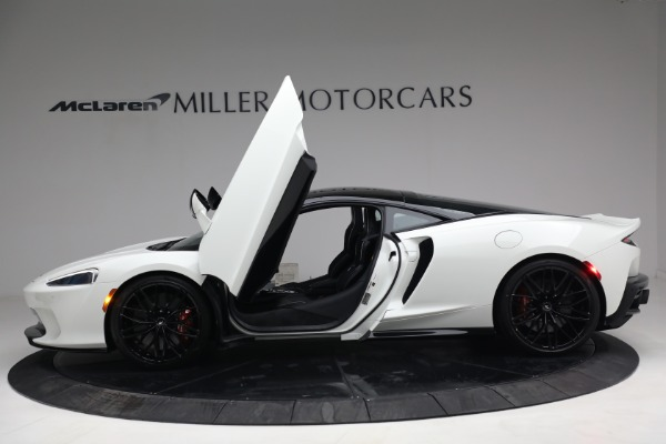 New 2021 McLaren GT Luxe for sale $217,205 at Maserati of Greenwich in Greenwich CT 06830 15