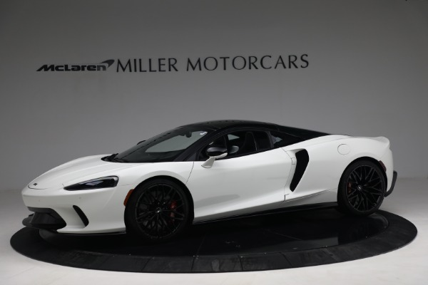 New 2021 McLaren GT Luxe for sale $217,205 at Maserati of Greenwich in Greenwich CT 06830 2