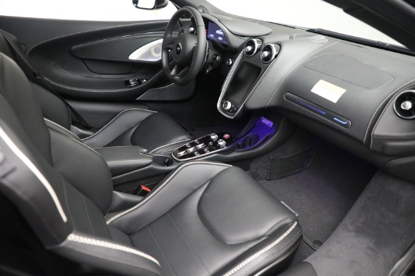New 2021 McLaren GT Luxe for sale $217,205 at Maserati of Greenwich in Greenwich CT 06830 21