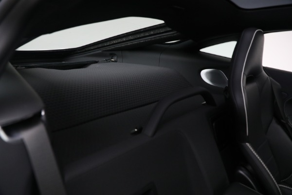 New 2021 McLaren GT Luxe for sale $217,205 at Maserati of Greenwich in Greenwich CT 06830 24