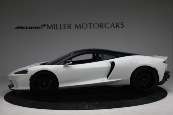 New 2021 McLaren GT Luxe for sale $217,205 at Maserati of Greenwich in Greenwich CT 06830 3