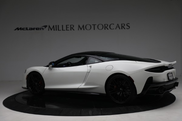 New 2021 McLaren GT Luxe for sale $217,205 at Maserati of Greenwich in Greenwich CT 06830 4