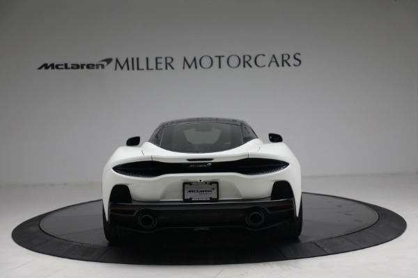 New 2021 McLaren GT Luxe for sale $217,205 at Maserati of Greenwich in Greenwich CT 06830 6