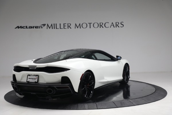 New 2021 McLaren GT Luxe for sale $217,205 at Maserati of Greenwich in Greenwich CT 06830 7