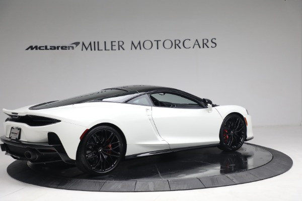 New 2021 McLaren GT Luxe for sale $217,205 at Maserati of Greenwich in Greenwich CT 06830 8