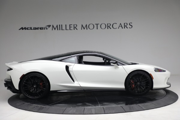 New 2021 McLaren GT Luxe for sale $217,205 at Maserati of Greenwich in Greenwich CT 06830 9