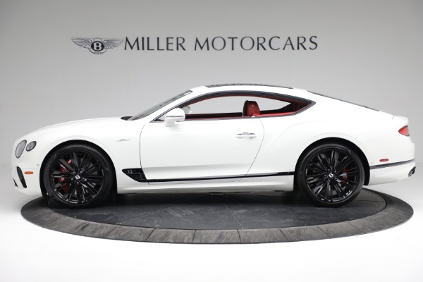 New 2022 Bentley Continental GT Speed for sale Sold at Maserati of Greenwich in Greenwich CT 06830 4