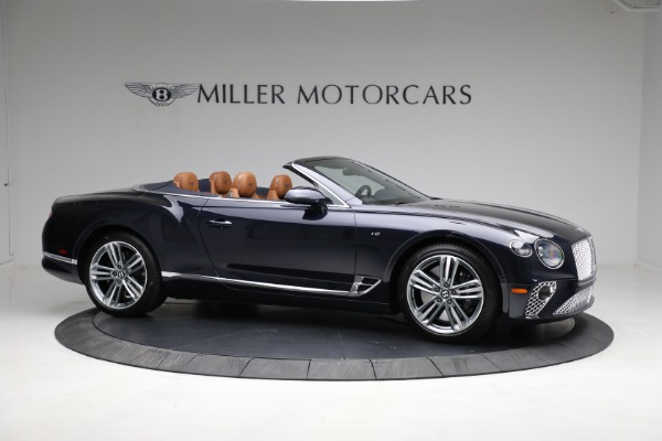 New 2021 Bentley Continental GT V8 for sale Call for price at Maserati of Greenwich in Greenwich CT 06830 10