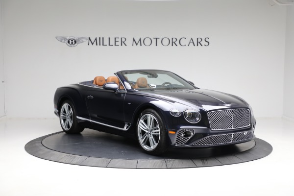 New 2021 Bentley Continental GT V8 for sale Call for price at Maserati of Greenwich in Greenwich CT 06830 11