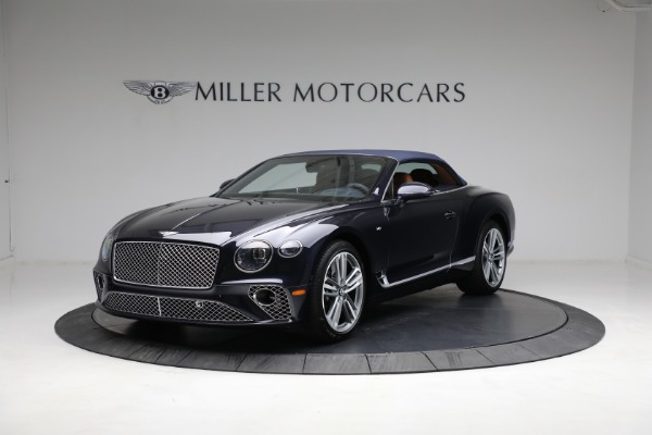 New 2021 Bentley Continental GT V8 for sale Call for price at Maserati of Greenwich in Greenwich CT 06830 14