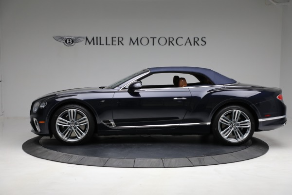 New 2021 Bentley Continental GT V8 for sale Call for price at Maserati of Greenwich in Greenwich CT 06830 15